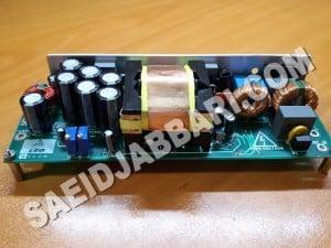 درایور پروژکتور 100 وات LED با پاورفکتور ۹۶ درصد