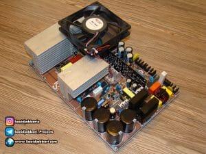 نمایی از منبع ولتاژ و منبع جریان